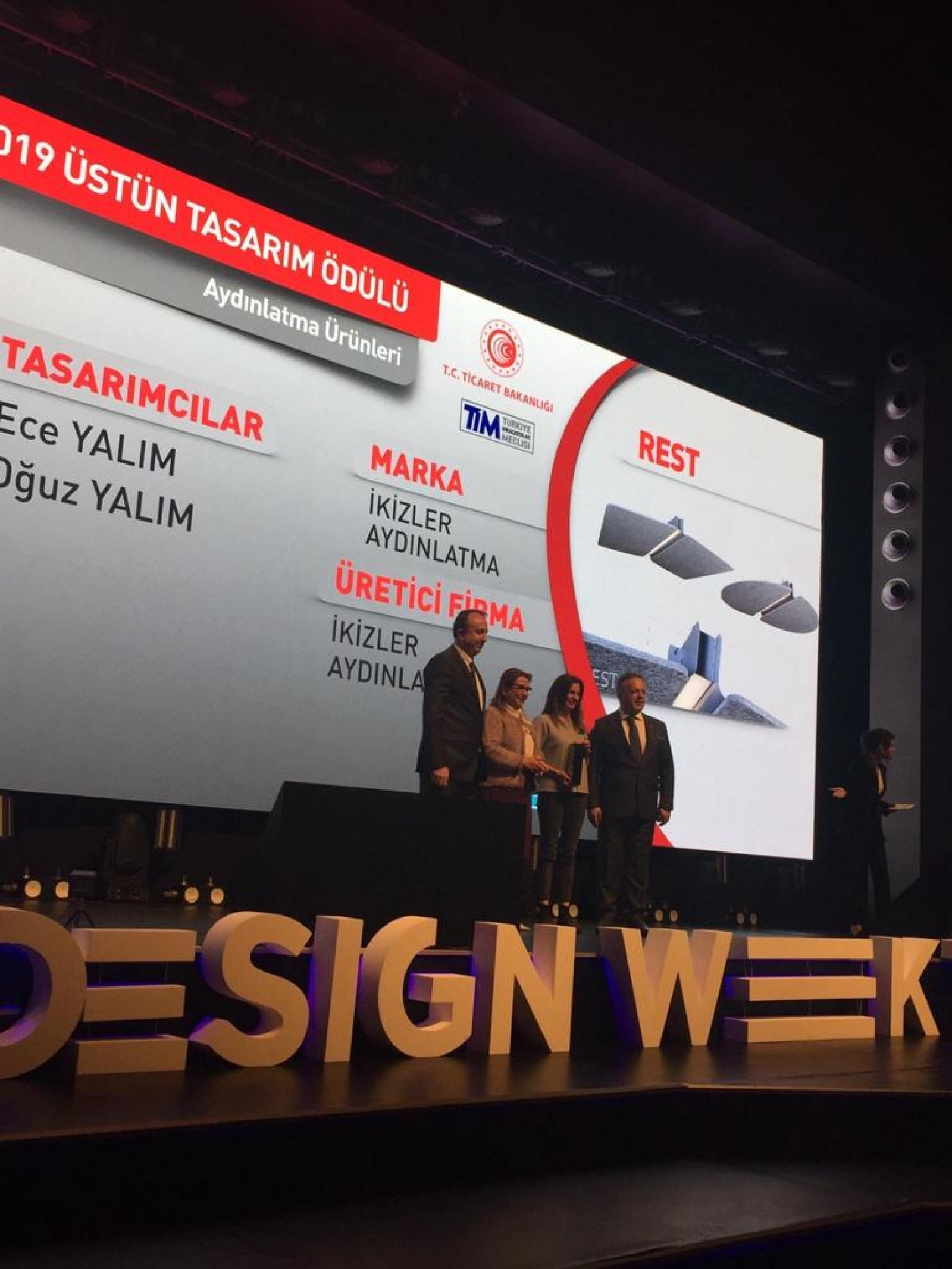Rest -R Superior Design Award