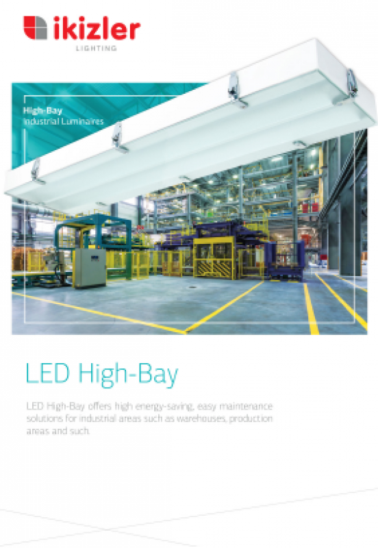 Rising LED High Bay