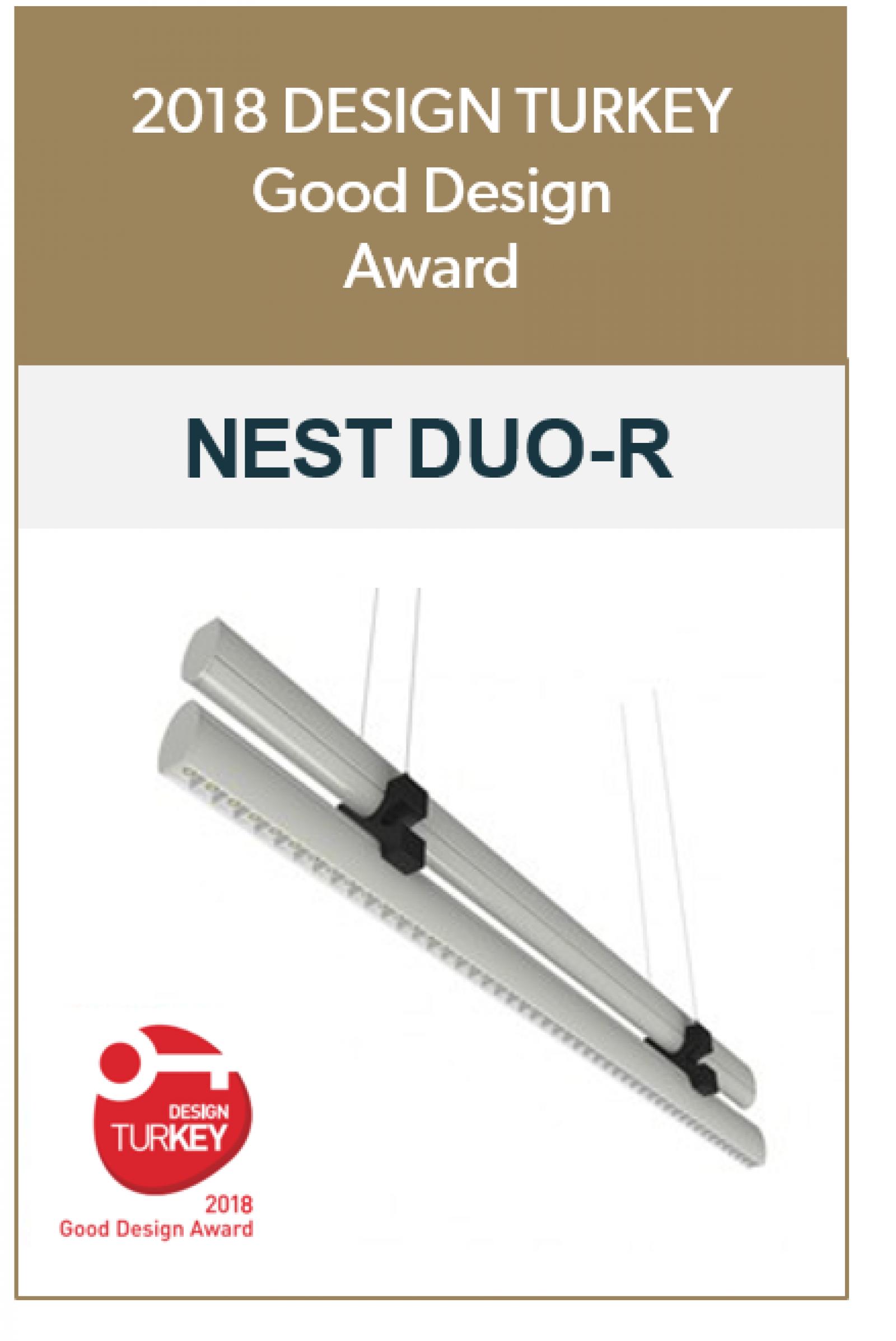 NEST DUO - R Good Design Award