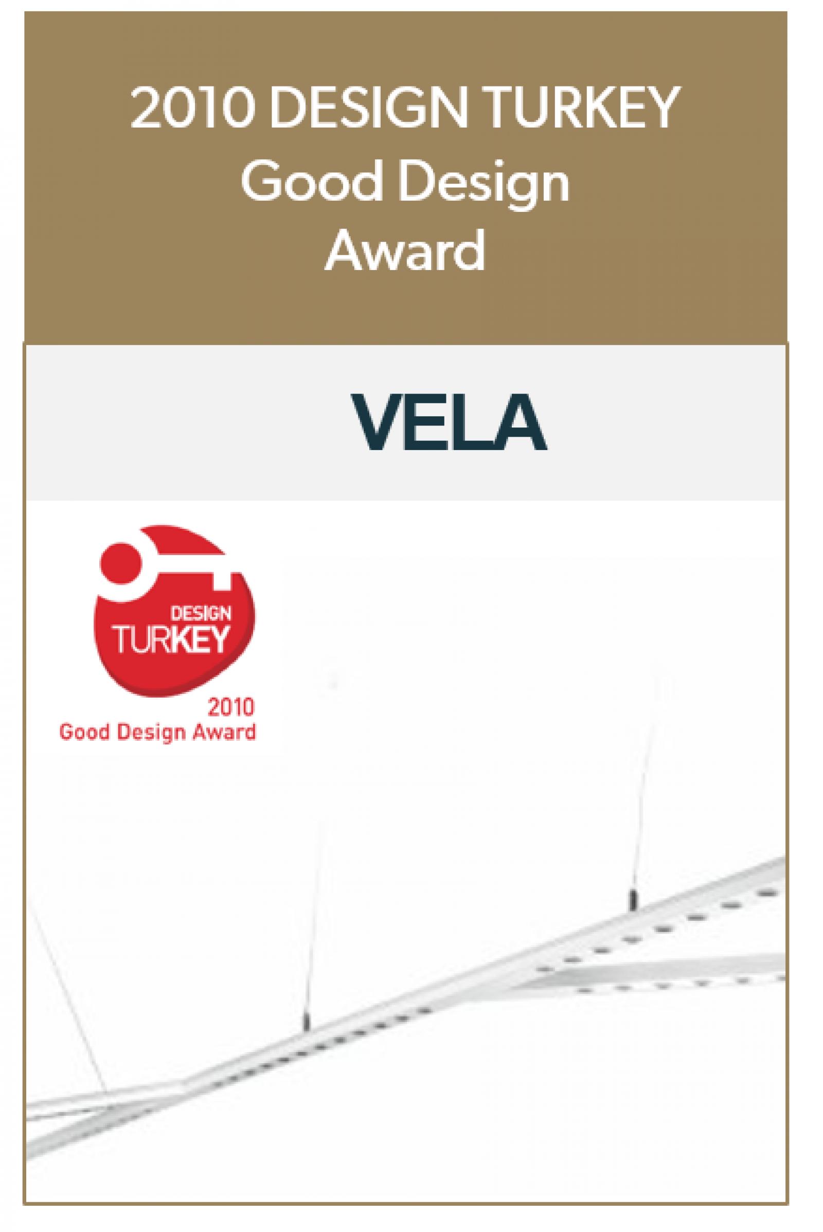 VELA Good Design Award