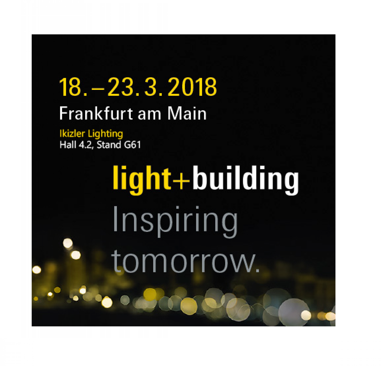 Light+Building 2018