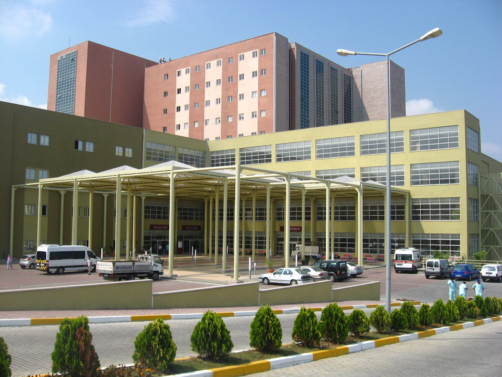 Halkalı 400 Bed Public Hospital