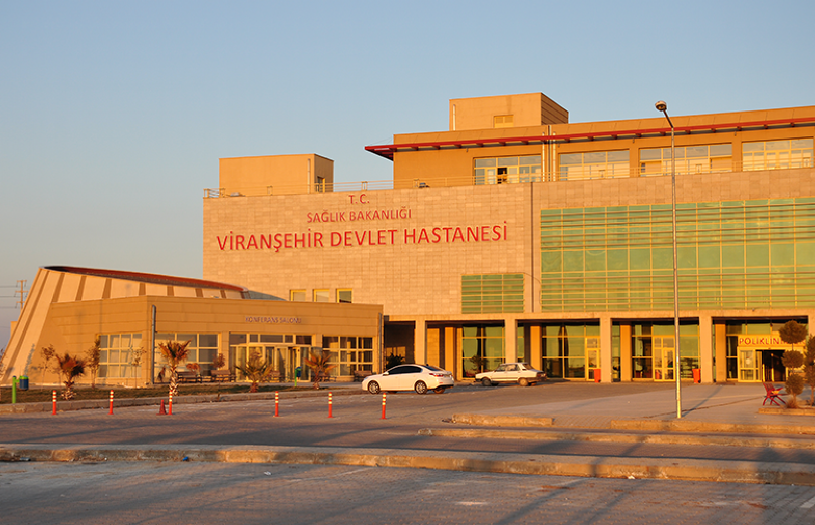 Viranşehir 200 Bed Public Hospital