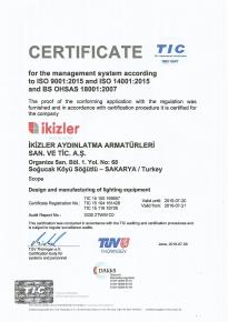 TIC Sertifika